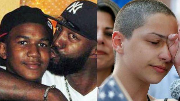 trayvon parkland-florida-students