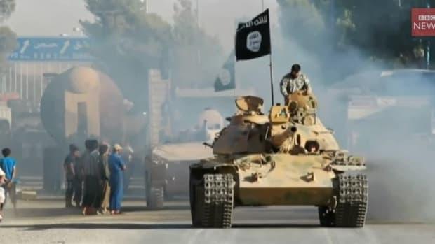 ISISTankBBC