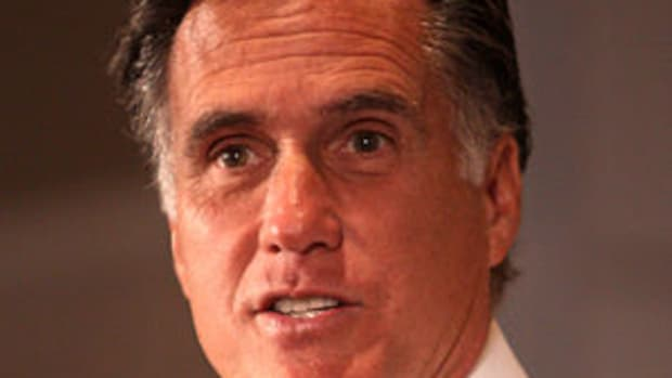 Governor Mitt Romney of MA