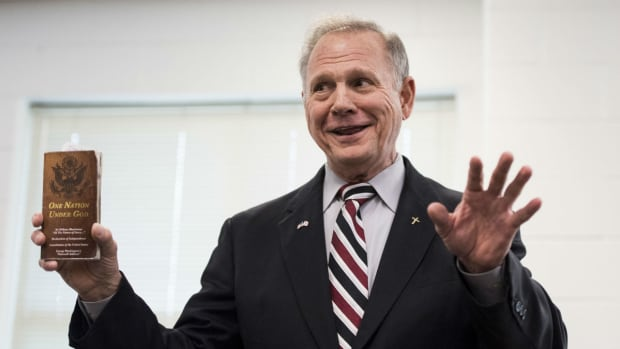 Roy Moore Senate candidate