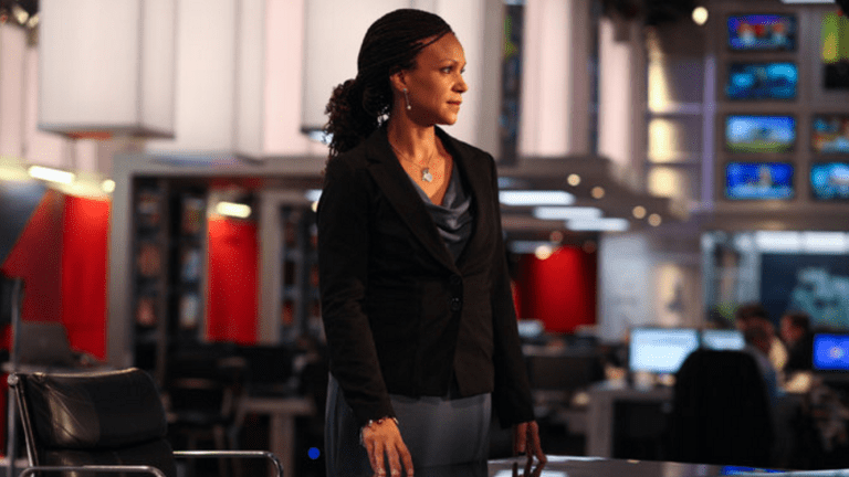 Melissa Harris-Perry Is Having a Melodramatic Meltdown