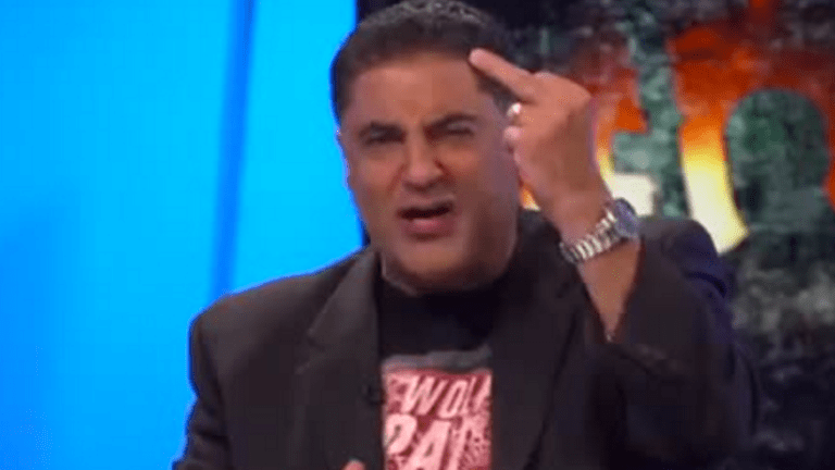 Cenk Uygur Behaves Like an A**hole, Gets Booted from Flight