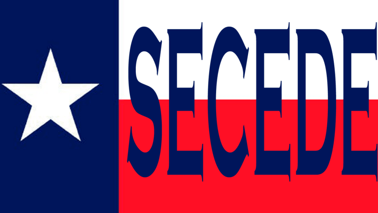 An Open Letter To Texas: Please, F*cking Secede Already