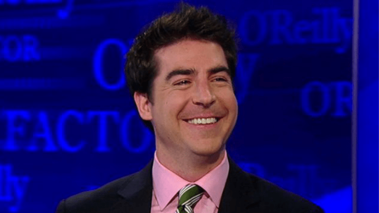 Fox News Channel's Jesse Watters Thinks the Climate Crisis Isn't Real Because Spring in New York Has Been 'Freezing'