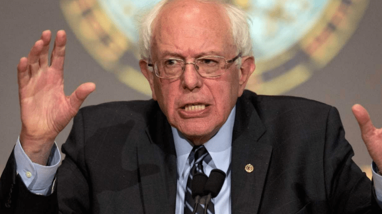 So, Who's Supposedly Stealing the Election Away from Bernie Sanders Today?