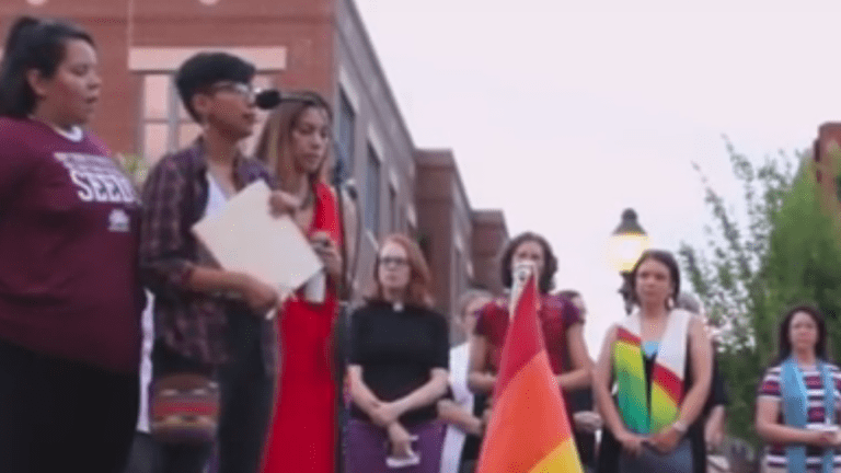 Watch an Orlando Vigil at Mizzou Get Hijacked by a Kid Upset So Many White People Are There