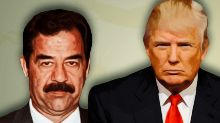 Donald Trump Just Praised Saddam Hussein, Because Sure, Why Not?