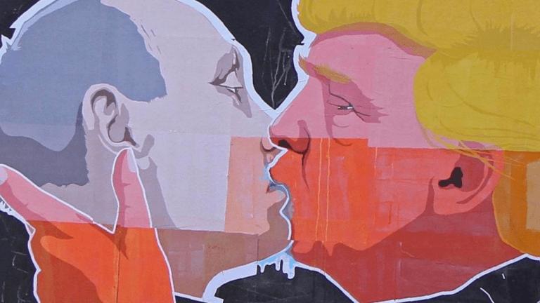 "Near-Treasonous Trump Thrills Russia by Calling NATO ""Obsolete"""