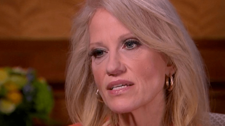 "Kellyanne Conway's ""Bowling Green Massacre"" Was a Lie, and Her Apology for It Is an Even Bigger Lie"