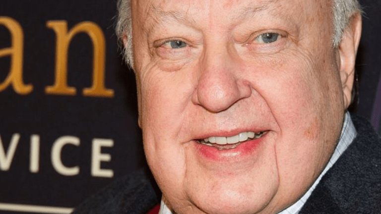 Roger Ailes Out at Fox News but Will Get $40 Million for Being a Sexist Scumbag