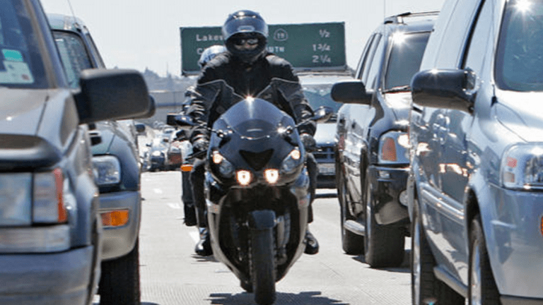 California Is About To Officially Make It Legal for Motorcycles To Nearly Tear Your Sideview Mirrors Off in Traffic