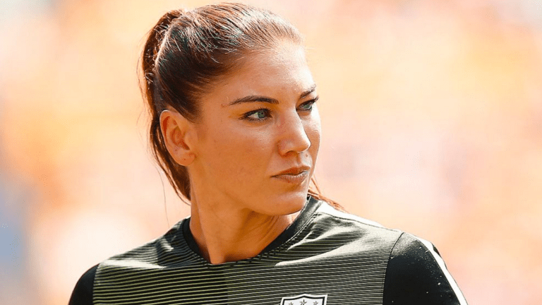 Hope Solo's Defiant Response To Being Booted from U.S. Soccer Is Kind of Awesome