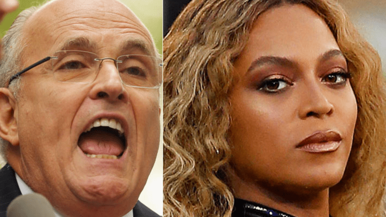 Quote of the Day: Rudy Giuliani Has Seriously Lost His F*cking Mind