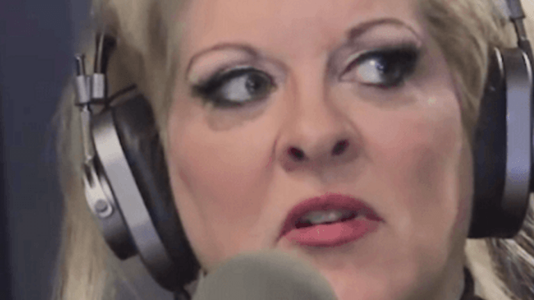 Nancy Grace Finally Gets the Tough Interview She Deserves