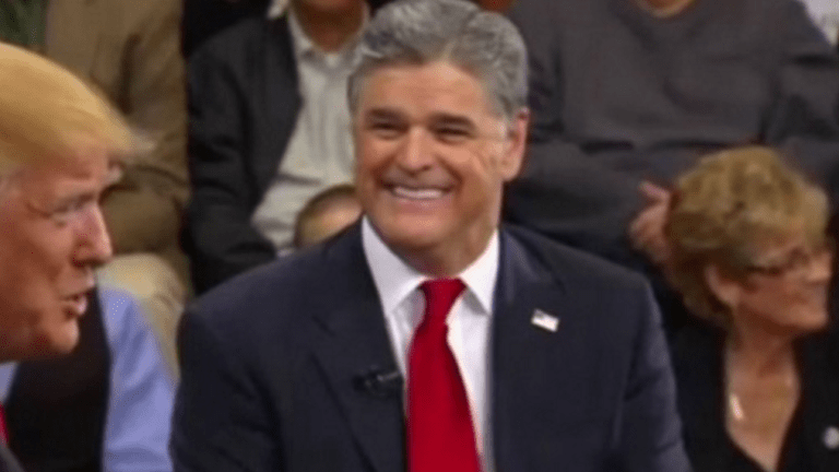 Quote of the Day: Nobody Understands Sean Hannity's Undying Love for Donald Trump