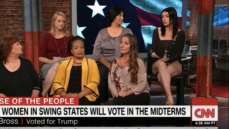 "Members Only: The Horrifying Panel Of ""Normal"" Trump Supporters"