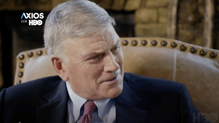 MEMBERS ONLY: Franklin Graham And The Rotten Core Of Evangelical Christianity