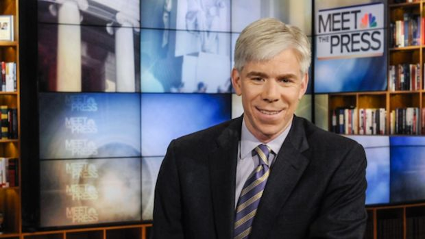 David gregory being an asshole