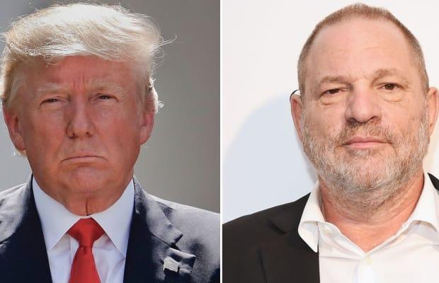 Hollywood Got Rid of Weinstein, Now Washington Must Get Rid of Trump