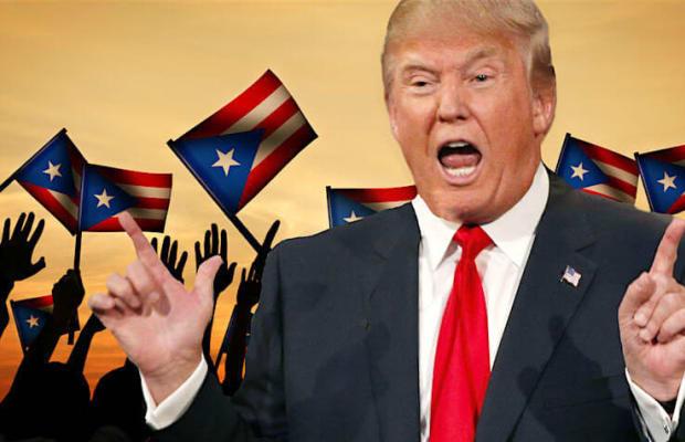 Republicans 'Proud Papas' At President Trump's Perfect Score On Hurricane Maria Relief Effort