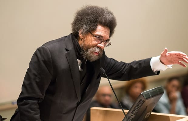 MEMBERS ONLY: Cornel West's Takedown of Ta-Nehisi Coates Proves Just How Far He Has Fallen