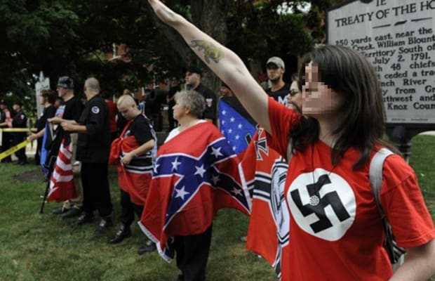 Dressing Up Like A Nazi Is Forever