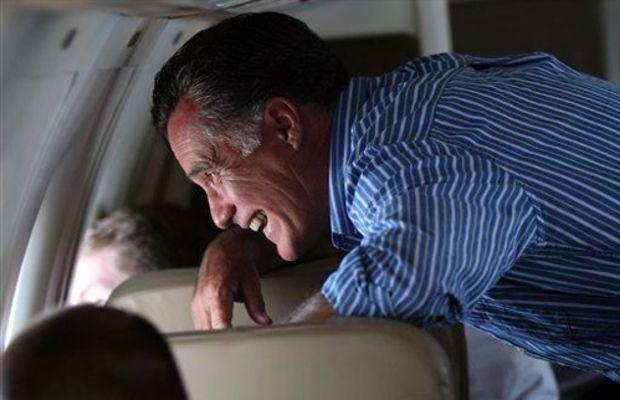romney_airplane