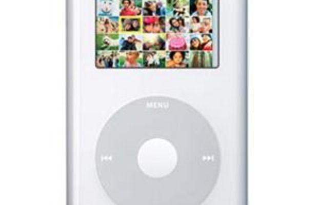 iPod Classic 4th Gen Photo