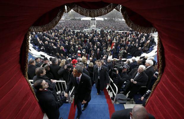 President Obama's second inagural