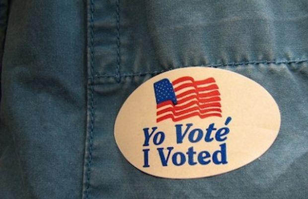 i voted sticked 23