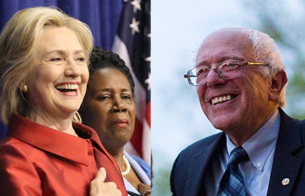 Hillary-Clinton-Bernie-Sanders