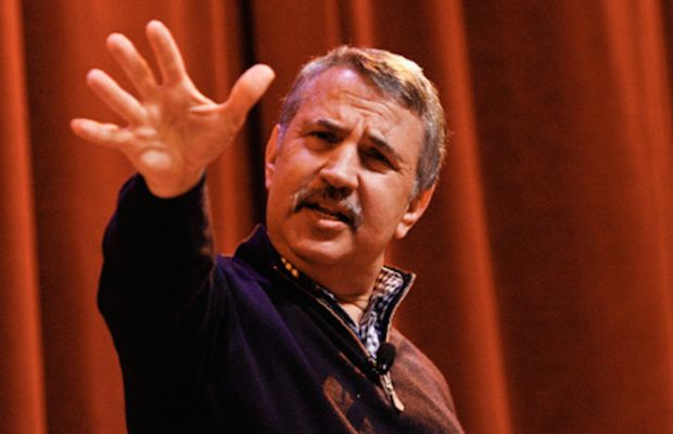 Thomas-Friedman-Lecture1