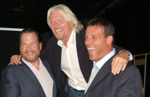 tony robbins rich friends