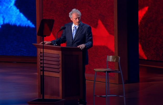 Clint Eastwood -Talk to the Chair