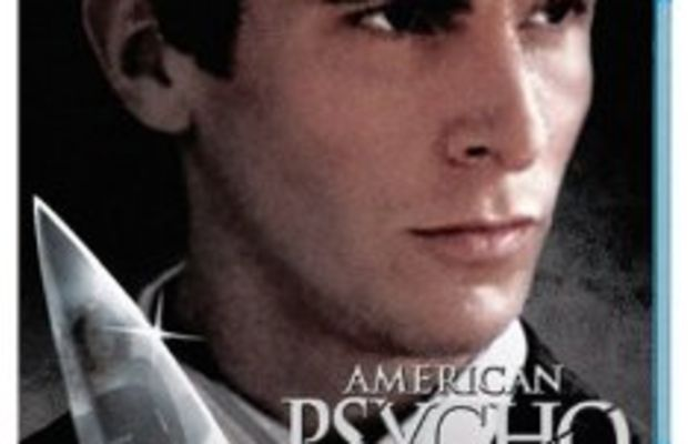 "Cover of ""American Psycho [Blu-ray]"""