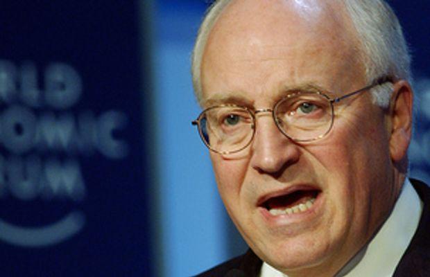 Dick Cheney - World Economic Forum Annual Meeting 2004 by World Economic Forum.
