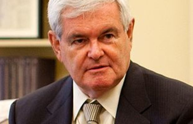 English: Newt Gingrich