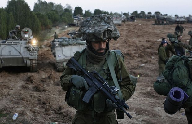 Israeli soldier by jeffrey_jacob.