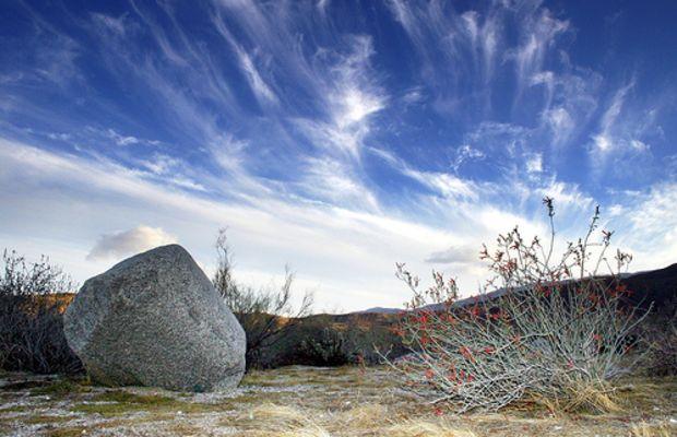 Anza Borrego Skies by cmrowell.