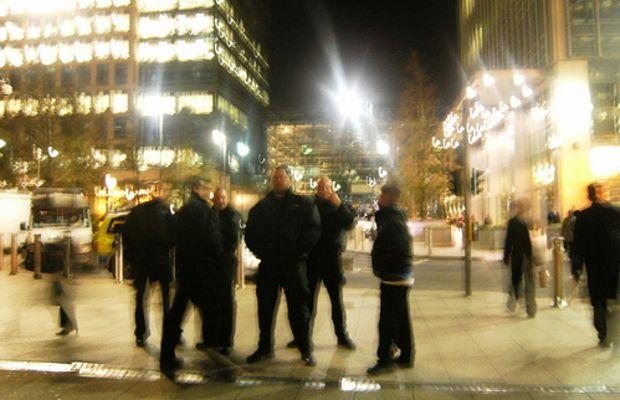 City Watch-security firm by solomonsmfield.
