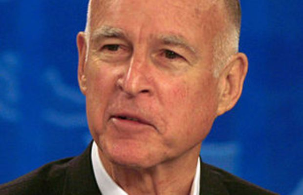 Photo of California Attorney General (and form...