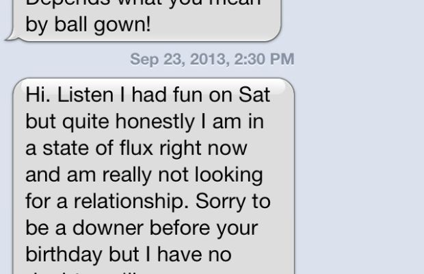 Guy Breaks Up with Girl by Text, Girl Publicly Shames Guy on Her Blog