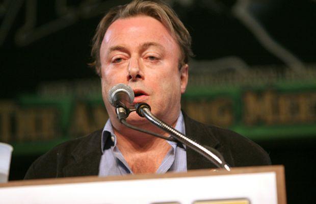 TAM 5 - Christopher Hitchens by Scott Hurst.