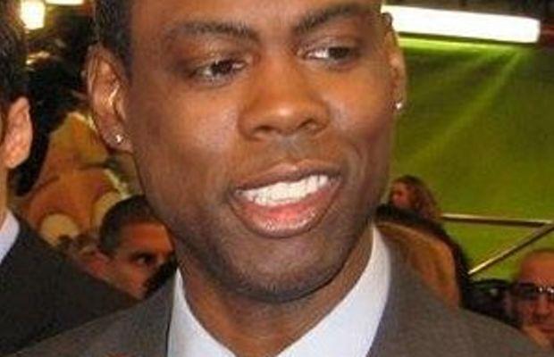 English: Chris rock at Madagascar 2 premiere i...