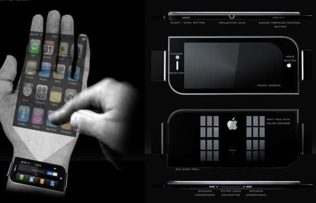 iPhone on the palm, a total weight loss program