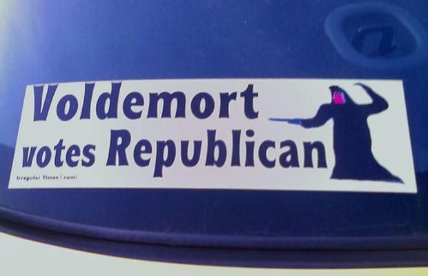 Voldemort GOP