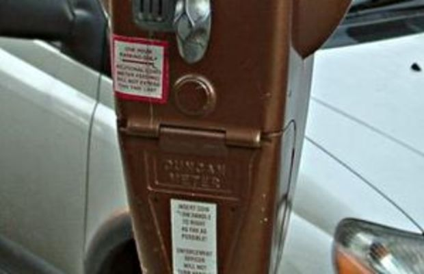 : Parking meter
