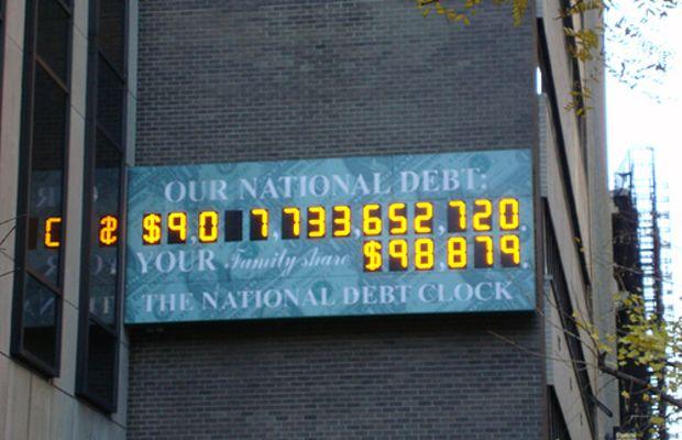 Debt by a.tanski.