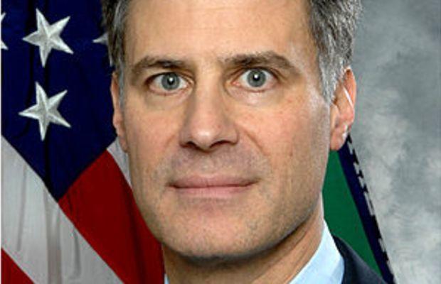 Official portrait of Assistant Secretary of Ec...