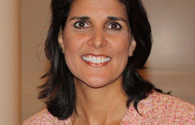 English: South Carolina Governor Nikki Haley